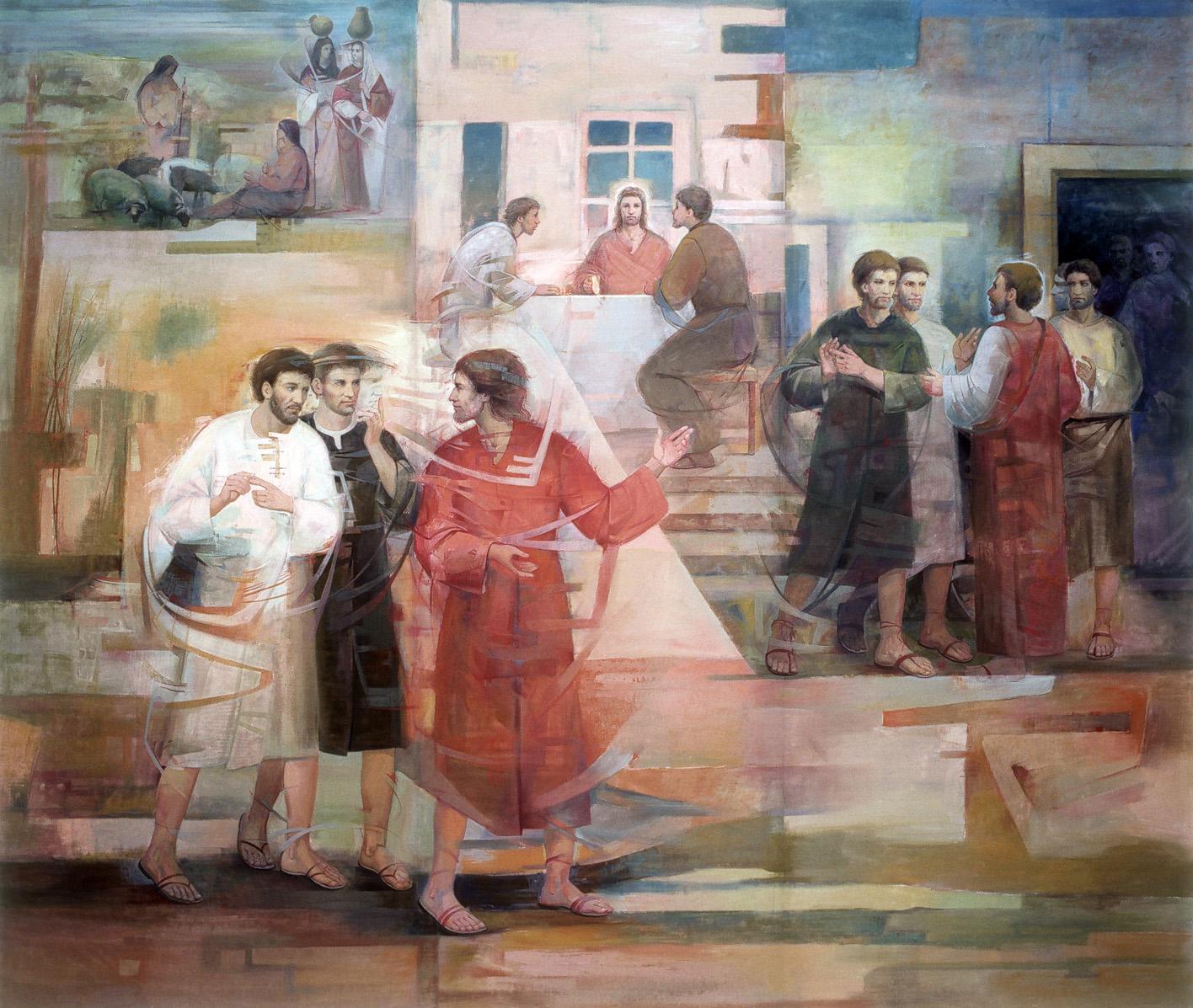 Discepoli di Emmaus_intero