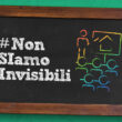 #nonsiamoinvisibili